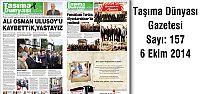 Taşıma Dünyası Gazetesi_157 PDF 6 Ekim...