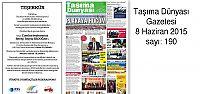 Taşıma Dünyası Gazetesi_190 PDF 8 Haziran...