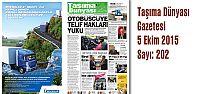 Taşıma Dünyası Gazetesi_202 PDF 5 Ekim...