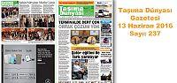 Taşıma Dünyası Gazetesi_237 PDF 13 Haziran...