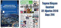 Taşıma Dünyası Gazetesi_244 PDF 22 Ağustos...