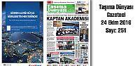 Taşıma Dünyası Gazetesi_251 PDF 24 Ekim...