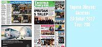 Taşıma Dünyası Gazetesi_266 PDF 20 Şubat...