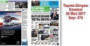 Taşıma Dünyası Gazetesi_270 PDF 20 Mart