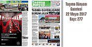 Taşıma Dünyası Gazetesi_277 PDF 22 Mayıs