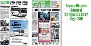 Taşıma Dünyası Gazetesi_286 PDF 21 Ağustos