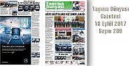 Taşıma Dünyası Gazetesi_289 PDF 18 Eylül