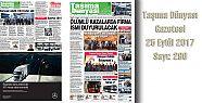 Taşıma Dünyası Gazetesi_290 PDF 25 Eylül