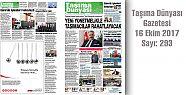 Taşıma Dünyası Gazetesi_293 PDF 16 Ekim