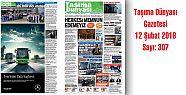 Taşıma Dünyası Gazetesi 307 PDF 12 Şubat
