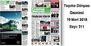 Taşıma Dünyası Gazetesi 311 PDF 19 Mart