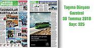 Taşıma Dünyası Gazetesi_325 PDF 30 Temmuz