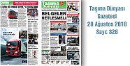 Taşıma Dünyası Gazetesi_326 PDF 20 Ağustos