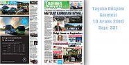 Taşıma Dünyası Gazetesi_331 PDF 10 Aralık
