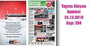 Taşıma Dünyası Gazetesi_334 PDF 31 Aralık
