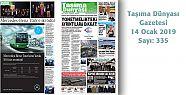 Taşıma Dünyası Gazetesi_335 PDF 14 Ocak