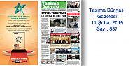 Taşıma Dünyası Gazetesi_337 PDF 11 Şubat