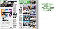 Taşıma Dünyası Gazetesi 343 PDF 17 Haziran