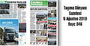 Taşıma Dünyası Gazetesi 346 PDF 5 Ağustos