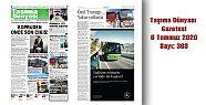 Taşıma Dünyası Gazetesi 6 Temmuz 2020
