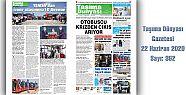 Taşıma Dünyası Gazetesi 22 Haziran...