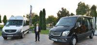 Mercedes-Benz Sprinter yenilendi...