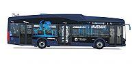 """TEMSA ve ASELSAN ortak üretimi ilk yüzde 100 milli elektrikli otobüs Avenue EV """"yola çıktı"""""""
