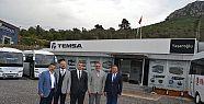 TEMSA'nın İzmir bayisi Yaşaroğlu Otomotiv