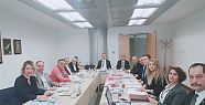 Tır Komitesi toplantısı yapıldı
