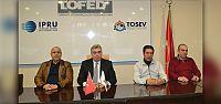 TOFED bölge firmaları ile toplantıları...