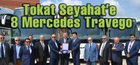 Tokat Seyahat, 8 Mercedes Travego aldı