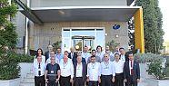 TREDER'de yeni yönetim ilk ziyaretini