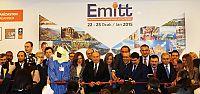 Turizmciler EMITT'te buluştu