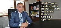 TURPORT Turizm - Mustafa Karslıoğlu röportajı...