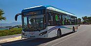 Elektrikli Otobüs Eğitimi İzmir'de yapıldı