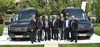 Volkswagen İstanbullu turizm taşımacılarıyla...