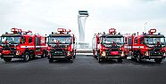 Volvo Trucks'tan İstanbul Havalimanı'na itfaiye...