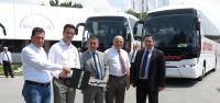 Yeni Adana Seyahat'e 10 Neoplan Tourliner...