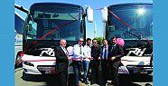 Yeni bir otobüs firması kuruldu