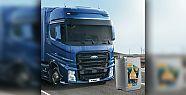 Yeni Ford Trucks çekicisi yağları Opet