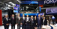 Yılın Kamyonu Ford Trucks F-Max