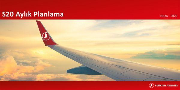 THY uçuşlarını Haziran ayında başlatmayı planladı