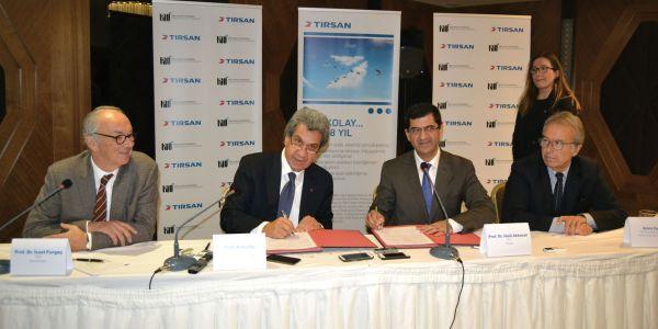 Tırsan ile Türk-Alman Üniversitesi işbirliği, Türk-Alman Üniversitesi,