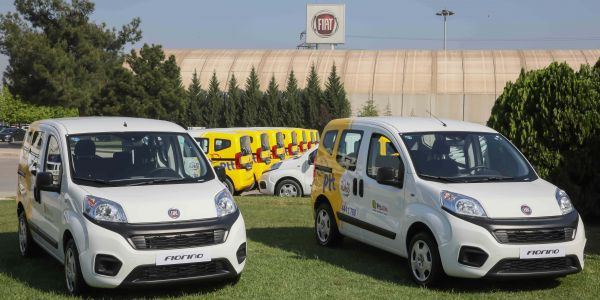 Tofaş'tan PTT'ye 1507 adetlik teslimat