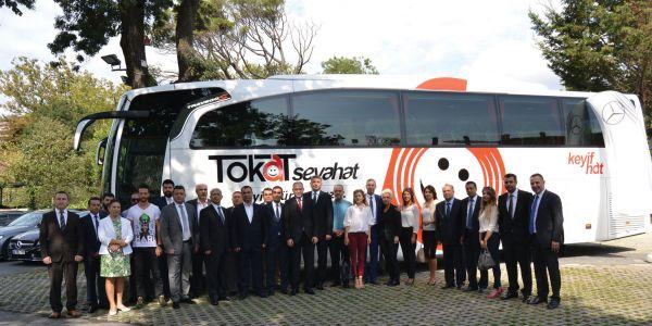 Tokat Seyahat 30 Travego S yatırımı yaptı