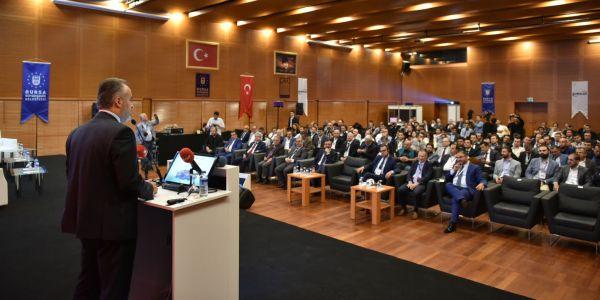 Toplu taşıma liderleri Bursa'da bir araya geldi