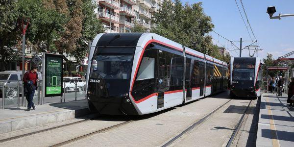 Toplu taşımanın kalbi Kayseri'de atacak