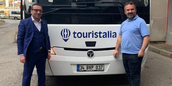 Touristalia Temsa Safir aldı
