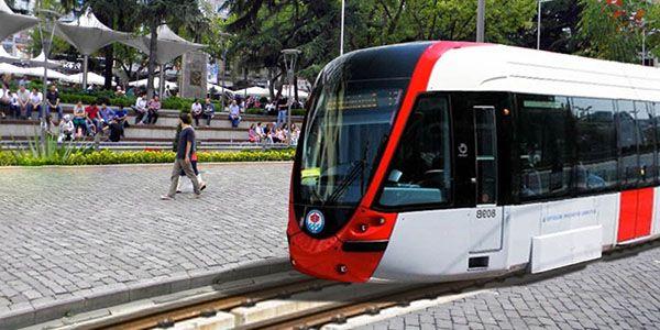 Trabzon 2018'de hafif raylı sisteme kavuşacak