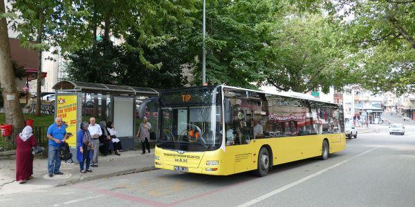 Trabzon Belediyesi 23 otobüs alacak